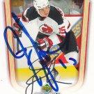 Jamie Langenbrunner Signed MVP Devils Card Stars - Blues