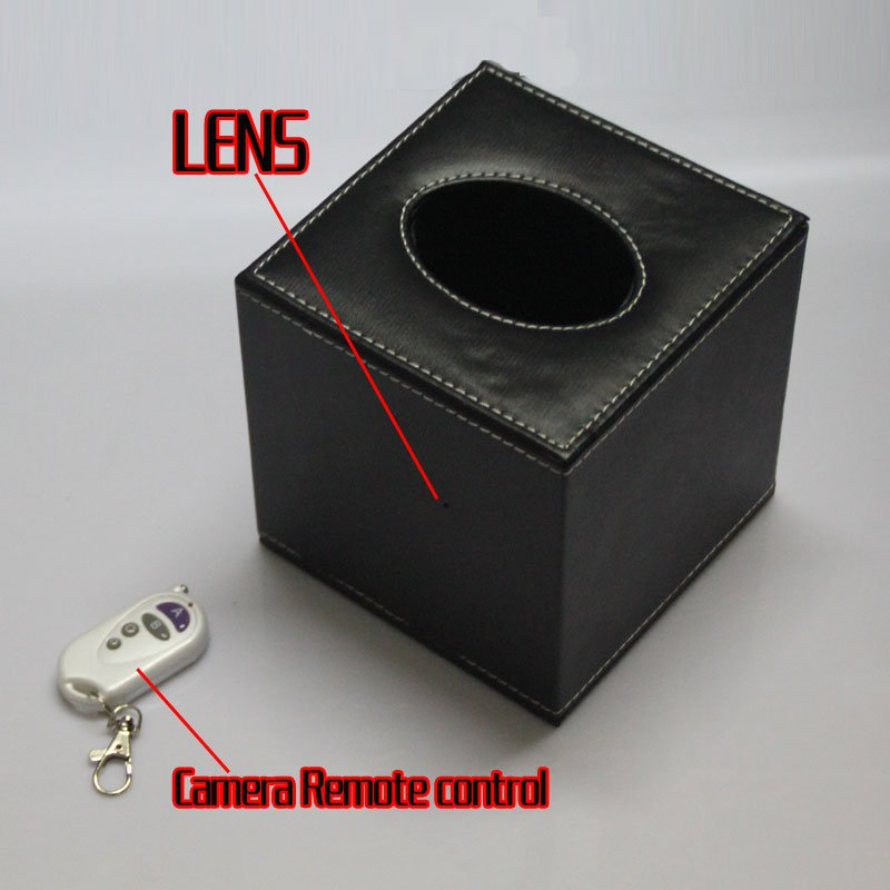 box spy camera for bedroom hidden hd pinhole spy camera 16gb 720p