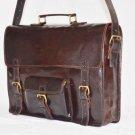 Handmade Vintage Messenger Bag Cross Body Satchel Sling Laptop Bag Camera Bag