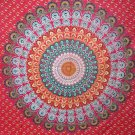 Mandala Tapestry Hippie Tapestry Wall Hanging Dorm Tapestry Boho Twin Throw