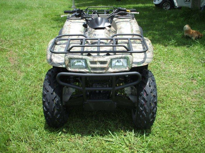 2007  Kawasaki  Prarie 360 4x4 Camo