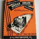 Vintage 1940 Album Of Favorite Organ Solos