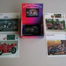 Motorcycle Cards Lot Classic Collector & Photo Info Inline