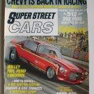 Vintage Super Street Cars Magazine 1972