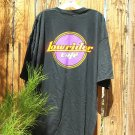 Lowrider Cafe T Shirt Black 3XL Short Sleeve Low Rider Harley Cruiser