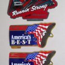 Snap On Tools Decal Lot Runnin Strong Americas Best Stickers Vintage