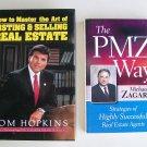 Real Estate Book Lot PMZ Way Master Listing Selling Hopkins Zagaris Success Strategies