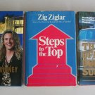 Success Business Motivation Book Lot B16 McKinney Hopkins Ziglar