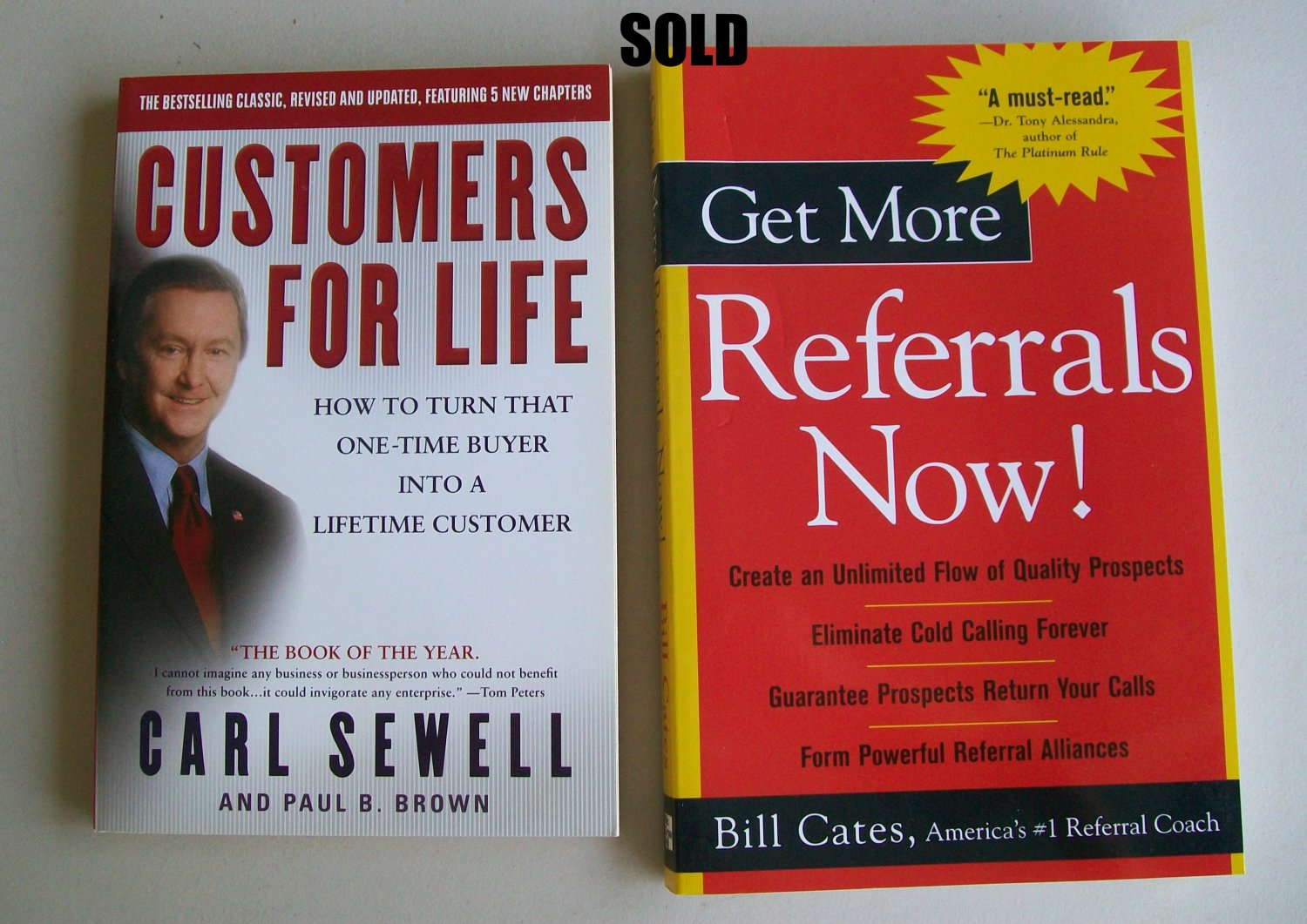 customers for life carl sewell summary