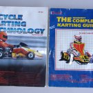Lot Of Karting Books 4 Cycle Technology Beginners Guide Carting Racing Smith Starrett Genibrel