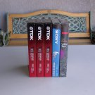 Blank VHS Tapes Lot Vintage Sealed TDK RCA Sony Premium Grade 6 Hours