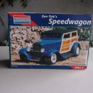 Dan Fink's Speedwagon Model Woody Wagon Monogram 1/25 Vintage