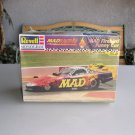 MAD Firebird Funny Car Model Kit MAD Drag Racing 1/24 Toliver NHRA Vintage Revell Monogram
