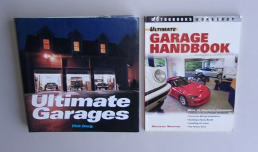Ultimate Garages Book Lot Projects Ideas Shop Resources Spray Booth Wiring Benches