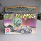 Mummy Machine Monster Rods Glow In The Dark Model Kit Amt 1/25 New