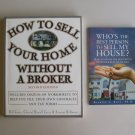 Real Estate How To Sell Your Home Without A Broker Book Lot R13