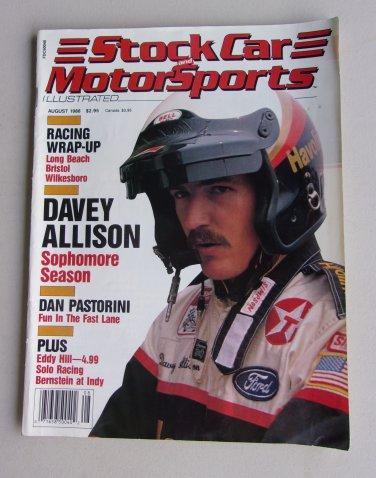 Vintage Stock Car And Motorsports Magazine 1988 Davey Allison Nascar Racing