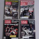 Vintage Cycle Guide Magazine Lot Harley Best Of Ninja Honda Kawasaki Motorcycles Bikes