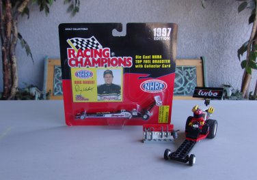 NHRA Dragster Lot Doug Herbert Top Fuel Snap On Tools Car Lego Vintage Card Racing Champions