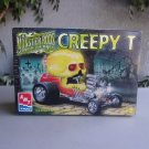 Creepy T Monster Rods Glow In The Dark Model Kit AMT Ertl 1/25 Hot Rod Vintage