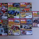 Rod & Custom Magazine Lot Orbitron Atomic Punk Black Widow Ice Truck Deuce Model A Vintage