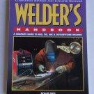 Welders Handbook Complete Guide To MIG TIG ARC Oxyacetylene Welding Brazing Cutting