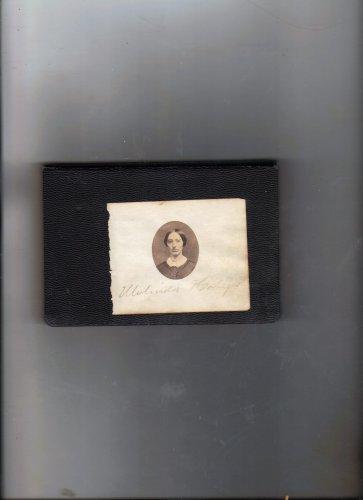 Old Salt Print/Malinda Haley/Biddeford, Maine/Circa 1860