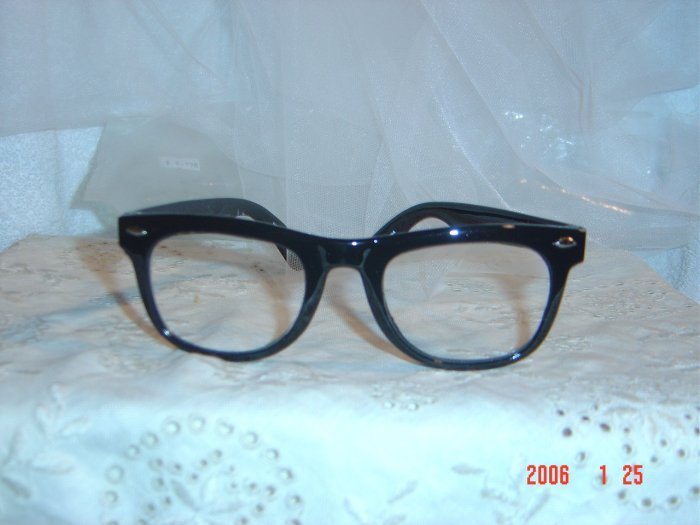 Buddy Holly Nerdy Glasses Clear Lens