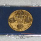 Desert Storm 1991 Commemorative Challenge Coin Case NEW