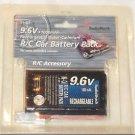 Radio Shack 9.6v 1000mAh Nickel-Cadmium RC Battery Pack NEW