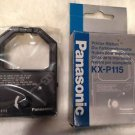 Panasonic Black Ink Printer Ribbon KX-P115 Catridge New