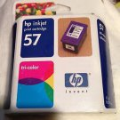 Hp 57 Tri-color Ink C6657AN NEW SEALED
