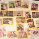 """VINTAGE """"THE MONKEES"""" TRADING CARDS. 1967 PARTIAL SET 22 CARDS"""