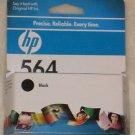 HP 564 Black Ink Cartridge CB316WN NEW
