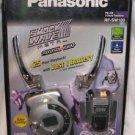 Panasonic RF-SW100 Shockwave Metal AM/FM Silver NEW