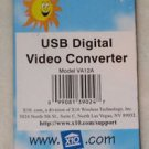 NEW X10 USB Digital Video Converter - Home Security Model VA12A NEW