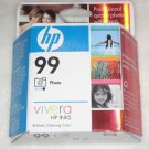 Genuine HP 99 Photo Inkjet Printer Ink Cartridge C9369WN NEW