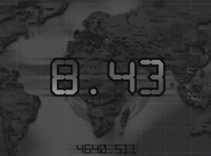 Countdown - 10 Minutes - Gray