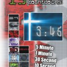 Countdown Package - Digital Countdowns