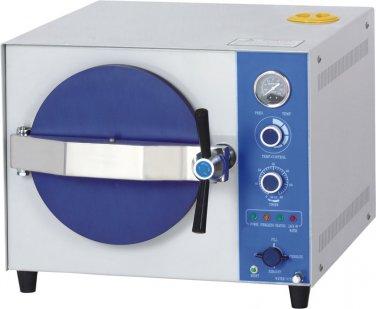 20L Tabletop Autoclave Steam Sterilizer Medical / Dental