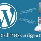 Transfer Wordpress Website to New Host or Domain- Wordpress Migration Service