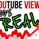 3000 Real, High Retention Youtube Views
