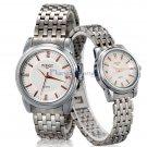 Couple Matching Watches Men and Women Analog Movement Wrist Watches