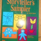 STORYTELLERS SAMPLER Valerie Marsh Paper cutting Mystery fold story Puzzles Book