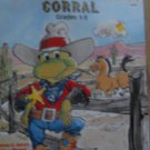 Book Report Corral Grades 1 2 3 Good Year Books 1987 Independent Reading Sheets