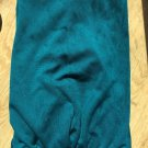 Alfred Dunner Ladies Pants Teal Green Size 36 Petite Elastic Waist NEW old stock