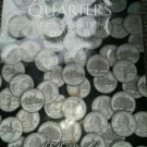 Washington Quarters State Collection 1999-2003 Volume 1 folder coins 2004 2005