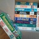 Lot of 13 Walt Disney Movies VHS Family Classics Benji Huck Tom White Fang Dumbo