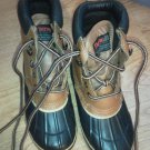 Northwest Territory boys Boots size 13 Leather Upper Man Made other Tread Winter