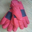 Ladies Thinsulate Gloves Red Insulation 40 grams Ski Sledding Winter Warm New